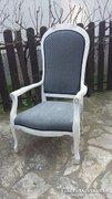 Provence barokk trón karosszék , szék , fotel