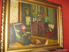 Czene János ( Apátfalvi ) festmény eladó