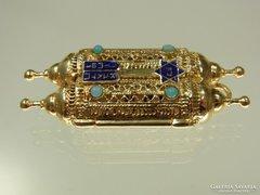 Medall arany 14 judaika TORA