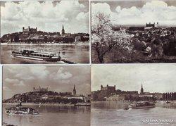 Pozsony régi képeslapokon