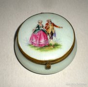 Porcelán ékszeres
