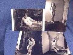 Akt fotók 1930-as évekből