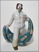 Orosz porcelán szobor
