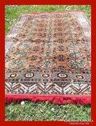 Bokhara mintás szőnyeg-faliszőnyeg. Mokett!!