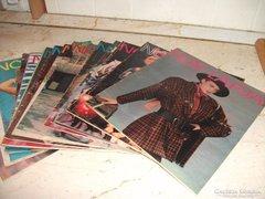 Nők Lapja eladó!1966,1987.1988 év.
