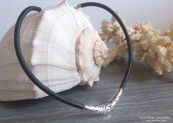 Ezüst 925 Női Csodaszép merev nyakék!