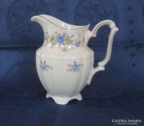 Antik 1930 Vintage német porcelán kiöntő