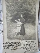 ESPERES PLÉBÁNOS KATOLIK PAP FOTÓ SZARVASKEND 1912