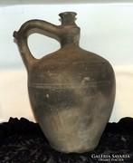 Antik nagy méretű vizes korsó Mohácsi ?