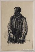 Helbing Ferenc: Michelangelo portréja