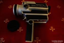 Sankyo Super8 CME 660 filmfelvevő+ Bolex filmvágó szerkezet
