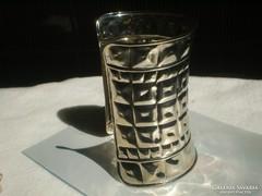 GLADIÁTOR ezüst szinű karperec