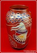 Zsolnay váza extra, és gyönyörű