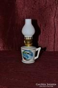 Niagara porcelán kis lámpa  ( 0032 )