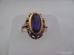 Arany gyűrű (Szeg-Au41165)