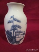 Kézzel festett  váza 10 cm 0420