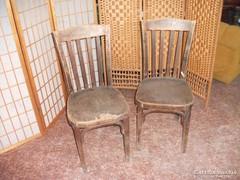 Antik thonet 2 db  szék eladó!