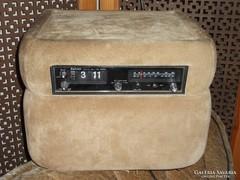 Antik rádió éjjeliszekrénybe építve eladó!Működik!