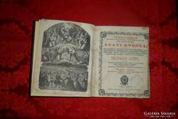 ARANY KORONA IMÁDSÁGOS KÖNYV 1832-BŐL