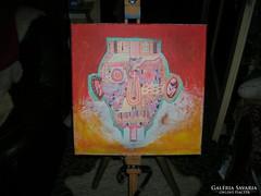 Graff festészet