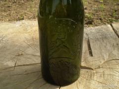 Régi sörös palack, üveg