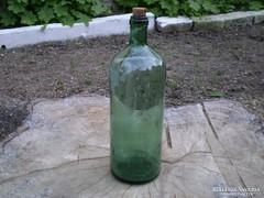 Régi tisztítószeres palack, üveg