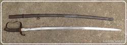 Horthy kori tiszti kard
