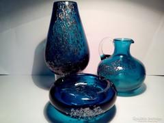 Design Heinrich Löffelhardt/Schott Zwiesel üveg váza