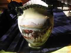 Victoria Austria Porcelánváza