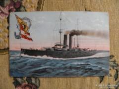 SMS Ferenc Ferdinánd hadihajó, katonai, I világháború