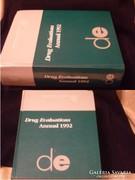1ország 1db Drug annual 1992 orvosi lex 2204 old