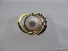 Arany gyűrű (Szeg-Au60743)