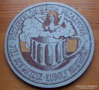 Sörgyári Capriccio 3 db Söralátét