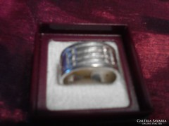 Atlantiszi ezüst gyűrű