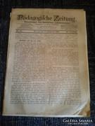 Német újság 1903!!