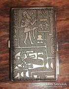 Cigarettatárca /egyiptomi/