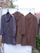 Retro MN és Tűzoltó kabátok 3 db