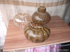 3 db antik lámpabura eladó!