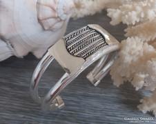 Ezüst 925 Női Csodaszép karék! Karkötő!