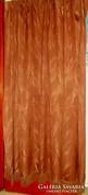 Sötétítő függöny 2db.260x230 cm