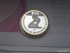 1956 Forradalom ezüst 5000 Ft PP ritka!!!