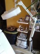 Nagyítós kozmetikai lámpa