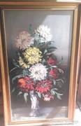 Bánkúti Gertrúd -Virágcsendélet