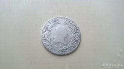 I. Ferenc ezüst 20 krajcár 1820 A