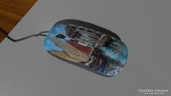 Computer mouse,mice - hajós festménnyel, egér  6.