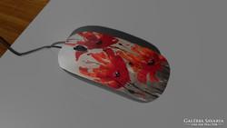 Computer mouse,mice festménnyel,képpel számítógéphez egér 8.