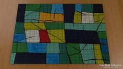 Puzzle - kortárs művész festménye a kirakón 3.