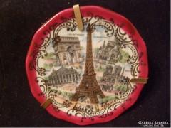 Limoges antik jelzett vitrindísz ritkaság