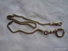 Gold Filed zsebóra lánc hibátlan és szép