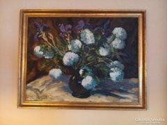 Baráth Pál Csendélet - festmény